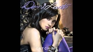 Demi Lovato - Catch Me Karaoke / Instrumental with backing vocals and lyrics