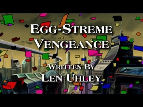The Avengers: United They Stand  EGGSTREME VENGEANCE