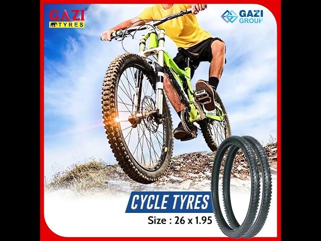 Gazi Cycle Tyres