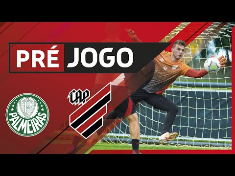 Palmeiras x Athletico Paranaense - 23ª rodada do Brasileirão | PRÉ-JOGO