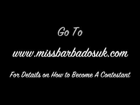 Miss Barbados UK 2015 - Contestant Casting Call