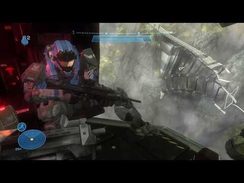 Halo Reach - Carter's Helmet Avatar Award Tutorial
