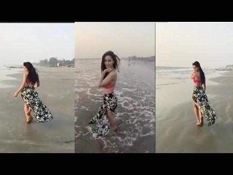 Swadhinta Aka Tridha Choudhury Bikini Look...