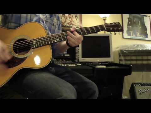 John Mayer - Friends, Lovers, Or Nothing - Lesson - Martin OMJM