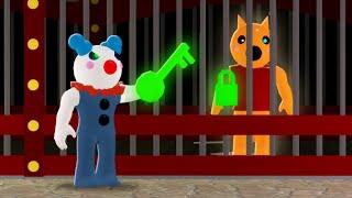 7 SAD ORIGINS of PIGGY Characters in PIGGY in Roblox!