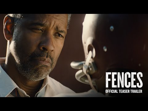 Fences Teaser Trailer (2016) - Paramount Pictures