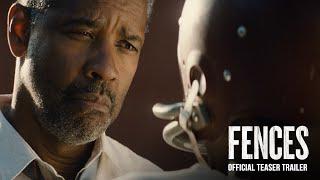 شاهد- دينزل واشنطن وفيولا ديفيس يعانيان من العنصرية في فيلم Fences