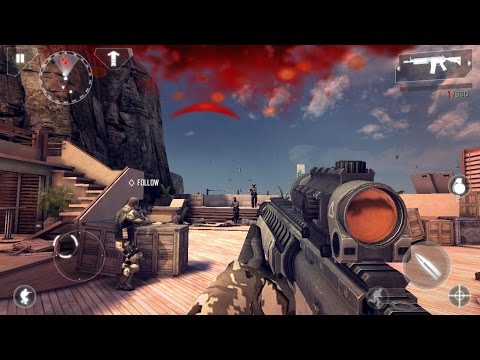How To Install MODERN COMBAT 4 Free On Android [SD Data & APK] + TUTORIAL With Fix