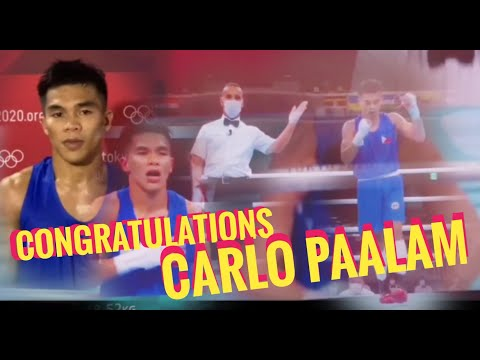CARLO PAALAM WINS