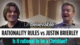 Is it rational to be a Christian? Justin Brierley debates Rationality Rules at Oxford University