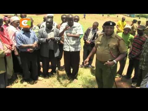 Mkuu wa AP Kitale afanya juhudi kuimarisha...
