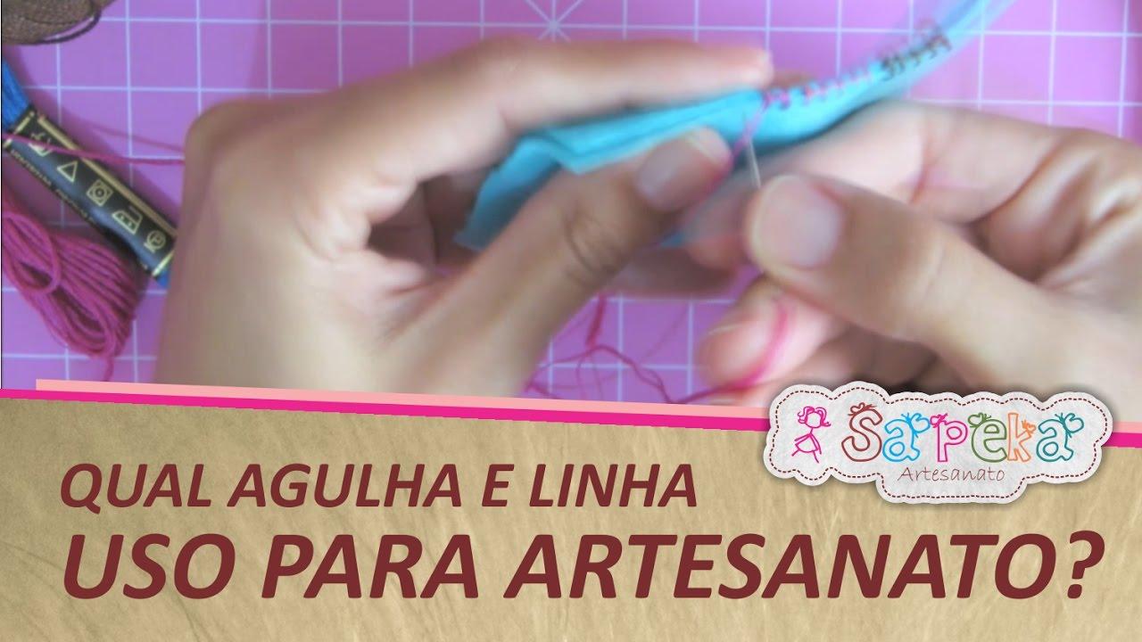 Adesivo Para Azulejo De Cozinha Pastilha ~ Feltro para iniciantes Dica #4 Agulha e Linhas para Feltro YouTube