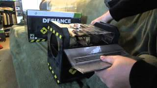 Defiance: Ultimate Edition Xbox 360 Unboxing