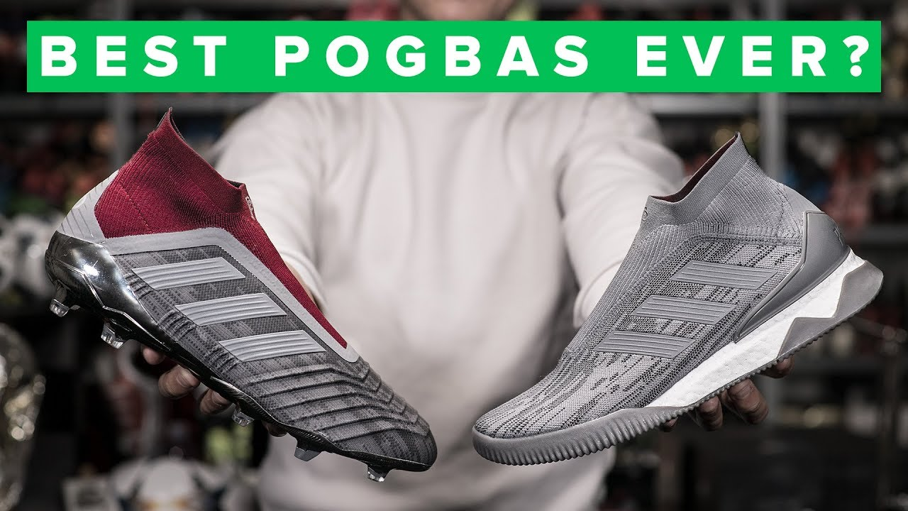 1e4c46937 BEST POGBA COLLECTION YET? Amazing adidas Predator 18+ Pogba boots and  sneakers