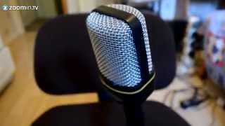 Full review of the SF-920 Condenser microphone