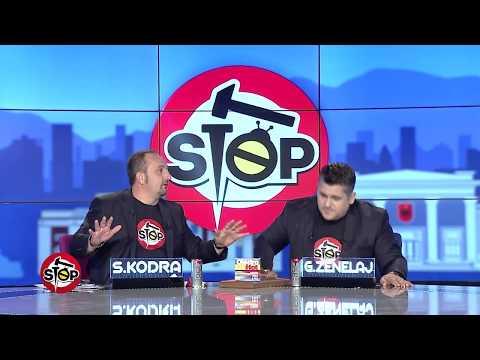 """Stop - Gjoba arbirtare për xhamat e errët , """"Stop"""" zgjidh problemin! (15 nentor 2017)"""