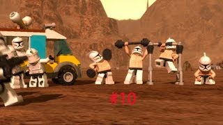 "Прохождение ""LEGO Star Wars III The Clone Wars"" #10"