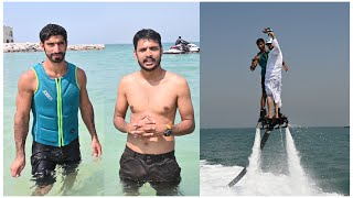 Fly Board സിംഹം / fly board stunts In Dubai