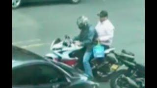 A prisión, fleteros a quienes no les prendió la moto tras asaltar un banco