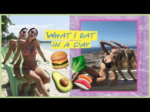 WHAT I EAT IN A DAY: ALLES OVER AFVALLEN - Anna Nooshin en Sanne Vloet