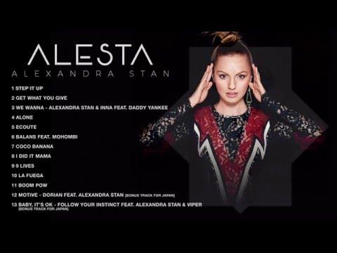 アレクサンドラ・スタン - 『アレスタ』スペシャル・サンプラー 【Alexandra Stan 『ALESTA』 Special Sampler】