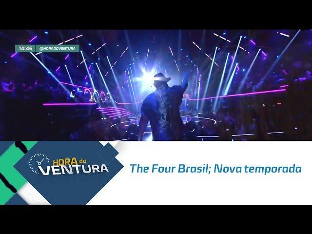 The Four Brasil; Nova temporada -   Bloco 02