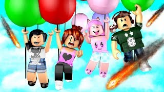 ROBLOX-BOUGHT The SPECIAL BALLOON IN NATURAL DISASTER (ft. Jr and Mi)