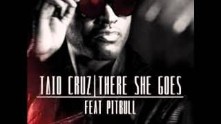 Taio Cruz feat. Pitbull - There She goes [ Radio Edit | Official Music ]