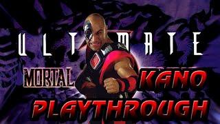 Ultimate Mortal Kombat 3 Arcade Kano Playthrough @720p 60fps thumbnail