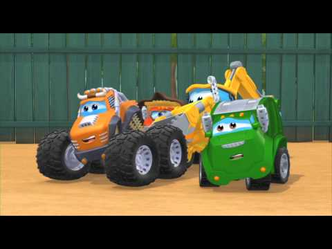 The Cousin From Iceland - The Adventures Of Chuck And Friends: Trucks Versus Wild