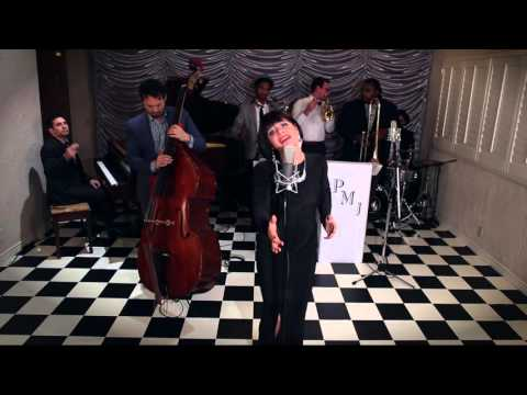 Here - Peggy Lee - Style Postmodern Jukebox Alessia Cara Cover ft. Aubrey Logan