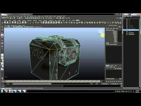 Chapter 01 Intro To Unity - 02 Preparing and Exporting Assets From Maya