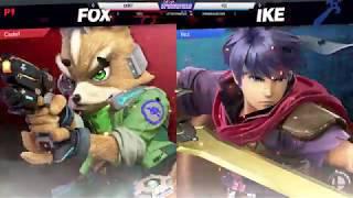 Lets go, Springfield! #2 - Cadet (Fox) vs. Yez (Ike) Winners R1