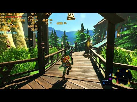 Zelda BOTW (+Reshade)
