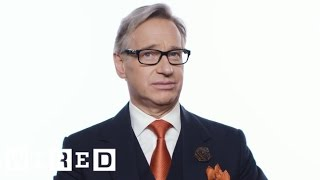 Ghostbusters Director Paul Feig Plays 'Real Or Fake Ghost?' | WIRED