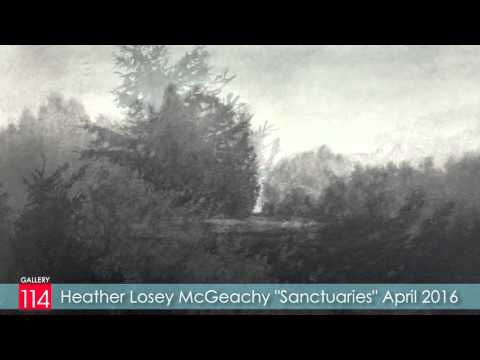 Gallery 114: April 2016  Heather Losey McGeachy & Zach Mazur