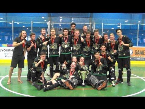 "2016 BCBHA (BC Ball Hockey Association) Provincial ""B"" Division Playoff Final"
