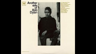 """Bob Dylan: """"Another Side of Bob Dylan"""" Album Review"""