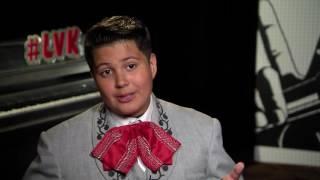 Luis disfruta su experiencia en la etapa final de La Voz Kids   La Voz Kids 2016