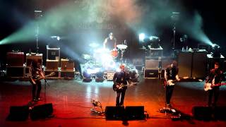 The Gaslight Anthem Manchester Apollo 2012 - Changing Of The Guard Bob Dylan Cover