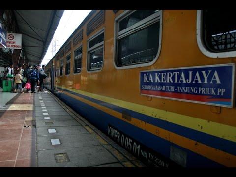 Harga Tiket Kereta Api Jakarta Surabaya Terbaru