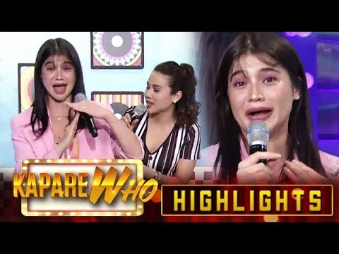 Anne calls a time-out onstage | It's Showtime KapareWho
