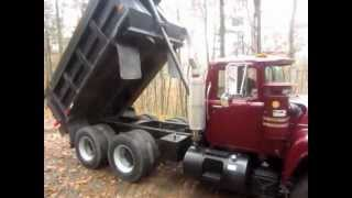 Mack R-Model Tandem Axle Dump for sale Ironmartonline