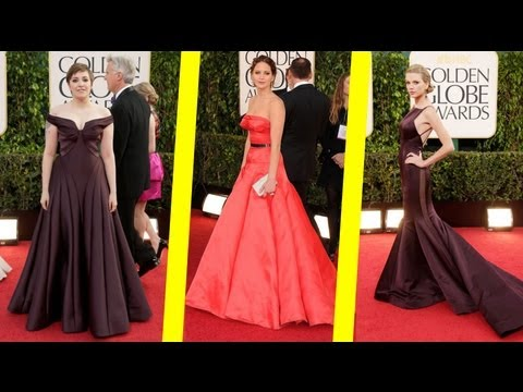 Taylor Swift At The Golden Globes | Grazia News