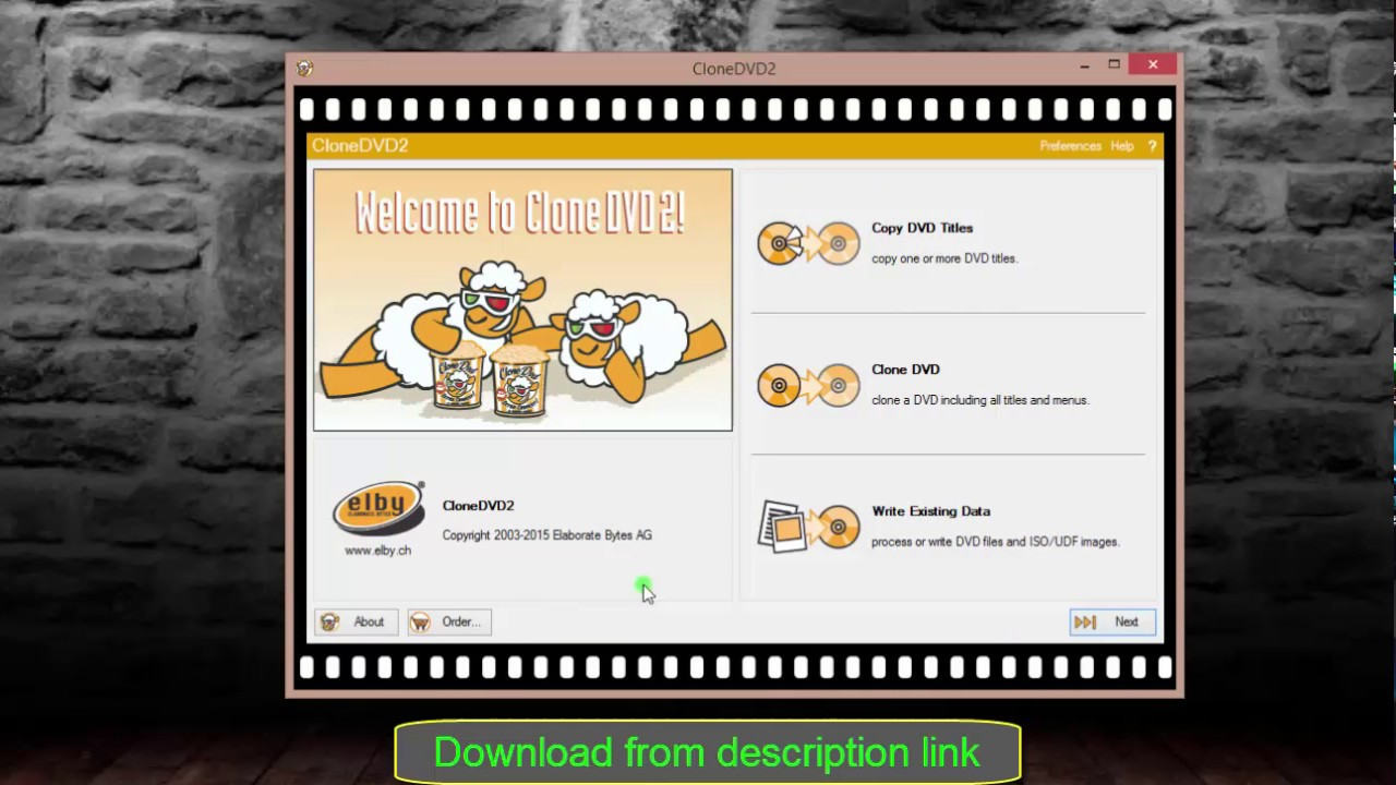 clonedvd2 download free full version