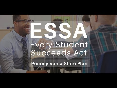 Pennsylvania's Proposed ESSA Consolidated State Plan - Webinar