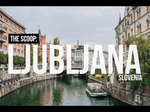 تعال معنا نزور مدينة ليوبليانا - سلوفينيا * Come with us visit the city ...