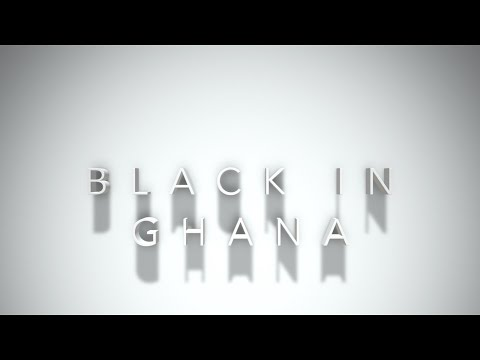Black In Ghana (Full) -- Peace Corps Ghana -- Documentary