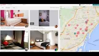 Как снять квартиру через Airbnb в Барселоне