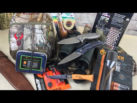 BattlBox, Knife Club, and 3 Hunt Vaults - UNBOXED! Outdoor, Survival, Hunting, and Tactical Gear